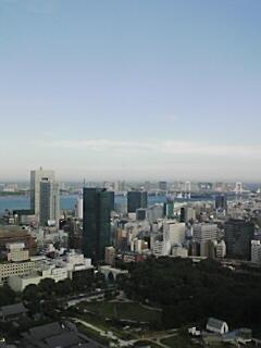 東京で夏休み!