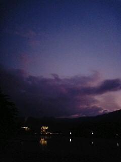 宝ヶ池 晩秋