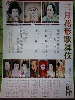瓢箪から歌舞伎